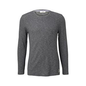 TOM TAILOR T-Shirt  szürke melír