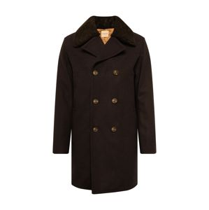 SELECTED HOMME Télikabátok 'PEACOAT '  barna