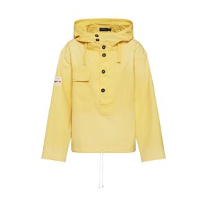 POLO RALPH LAUREN Jacke 'LS ANRCH ST-LONG'  sárga