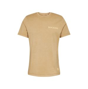Dockers Póló 'SUSTAINABLE TEE'  taupe