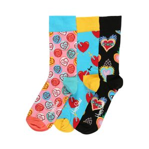 Happy Socks Zokni 'I Love You Gift Box'  vegyes színek