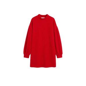 MANGO Kötött ruhák  piros