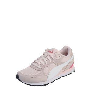 PUMA Rövid szárú edzőcipők 'Vista'  rózsaszín / világosszürke / fehér / sötét-rózsaszín