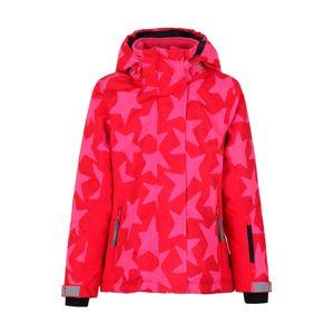 TICKET TO HEAVEN Funkcionális dzseki 'Madison'  rózsaszín / rózsaszín / piros