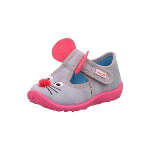 SUPERFIT Tipegő cipők 'SPOTTY'  szürke