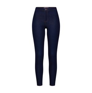 NEW LOOK Jeggings '16.03 WW DISCO FS SUPERSKINNY P58'  sötétkék