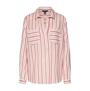 NEW LOOK Blúz  rózsaszín / fehér