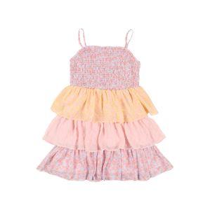 Bardot Junior Ruha 'MINKA'  narancs / rózsaszín