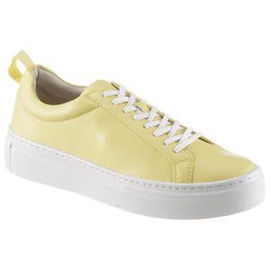 VAGABOND SHOEMAKERS Rövid szárú edzőcipők  világos sárga