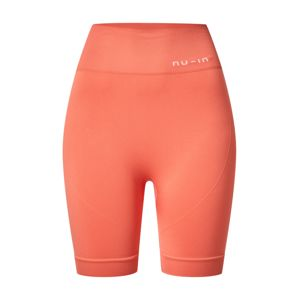 NU-IN Funkcionális nadrág 'Cycling Shorts'  narancs