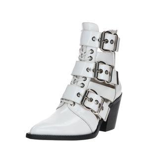 Jeffrey Campbell Cowboy-Boots 'CACERES-CL'  fehér