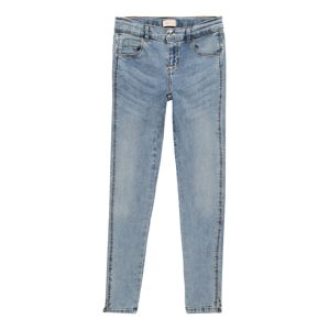 KIDS ONLY Farmer 'ROSE ANKLE LIGHT BLUE SLIT JEANS'  kék farmer