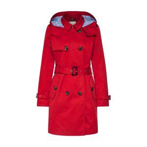ESPRIT Átmeneti kabátok 'Classic Trench'  piros
