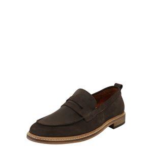Shoe The Bear Házicipő 'ALONSO S'  sötét barna